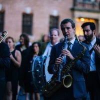 Baby Soda Jazz Band Weddings